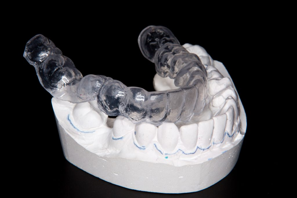 Mouth Guard for Grinding Teeth